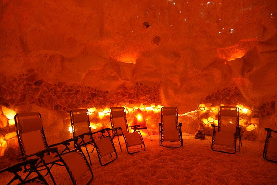 The Salt Cave And Spa Halotherapy And Benefits
