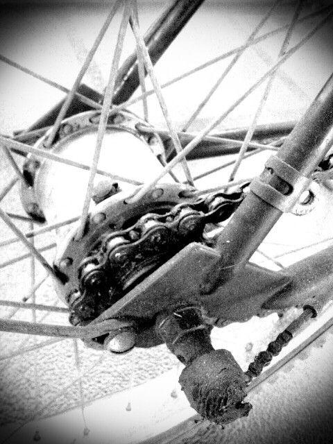 How To Change The Rear Tire Of A Hub Gear Bike Bike Gears