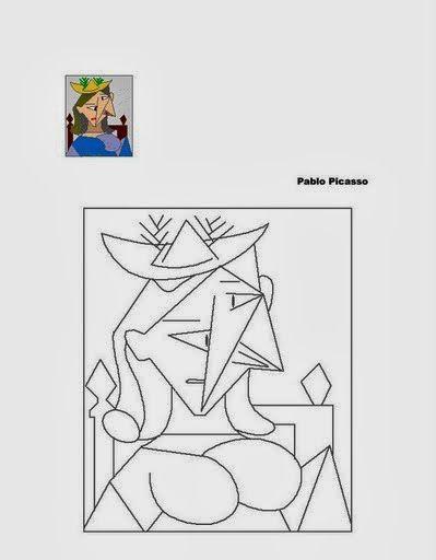 Pin Em Pablo Picasso