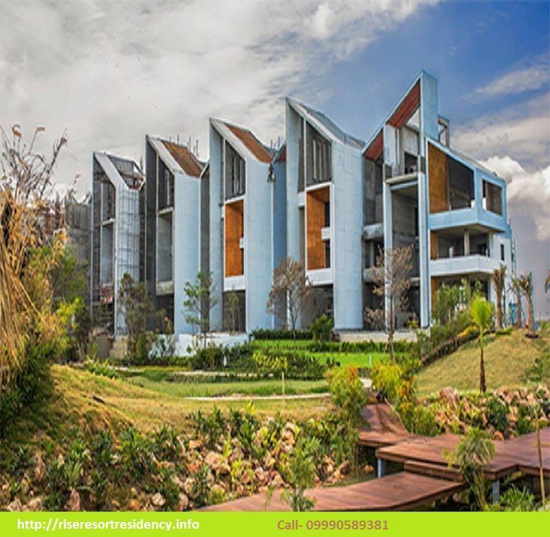 rise resort residences independent villas have built at the prime location of greater noida west t resort villa looking for houses investment property for sale pinterest