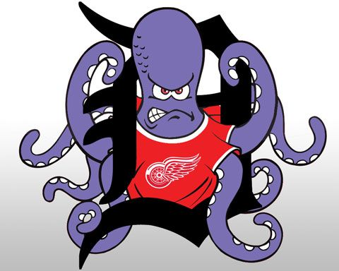 Pix for al the octopus for fun pinterest red wing detroit pix for al the octopus the octopusdetroit sportsdetroit red wingstattoo voltagebd Images