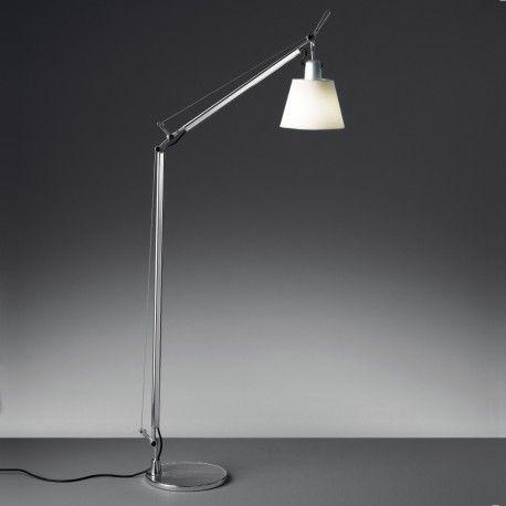 Artemide Tolomeo Basculante Lettura Bei Lampenonline De Unter Http Lampenonline De Lampen Artemide Tolomeo Floor Lamp Lamp Lamp Light