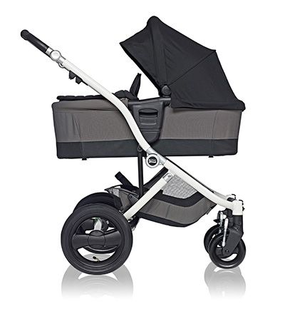 The Affinity Bassinet Is The Perfect Complement To Any Of The