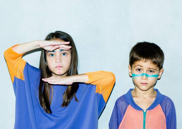 Cavalier Vault SS17 Collection: Acid Refluxxx | Kids Fashion
