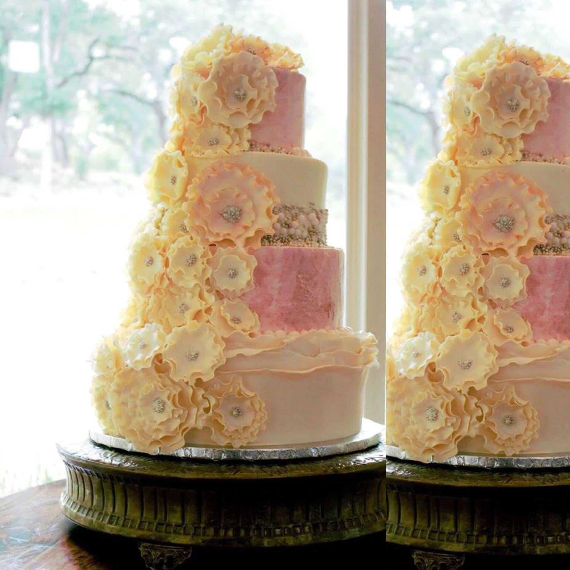 D Sabor Cake San Antonio Tx Wedding How To Make