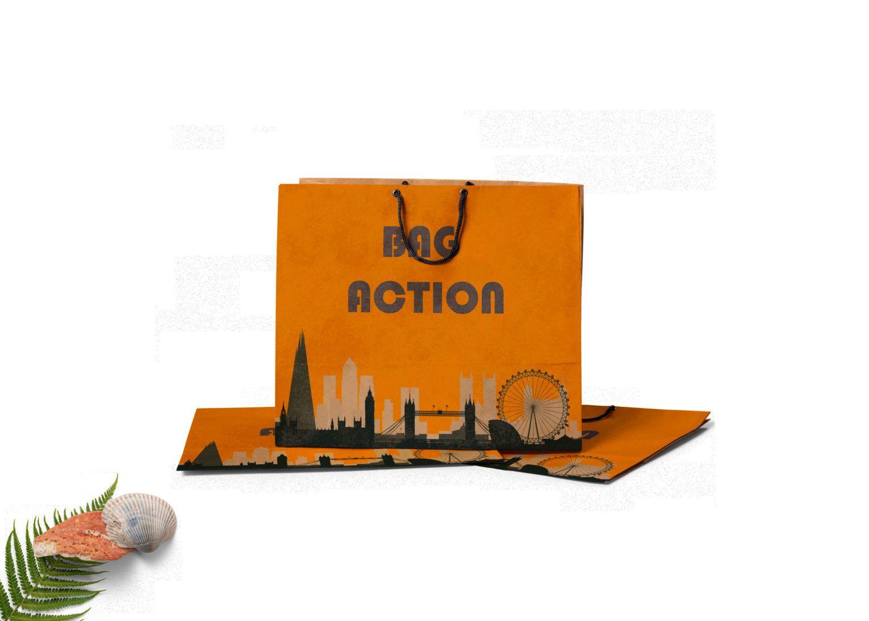 Download Download Shopping Bag Design Label Psd Mockup Shopping Bag Design Mockup Free Psd Free Logo Mockup
