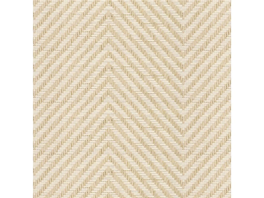 Ralph Lauren Home Erin Line Herri Natural Lwp22317w Rl Kravet New York Ny Herringbone Wallpaper Wall Coverings Fabric Wallpaper