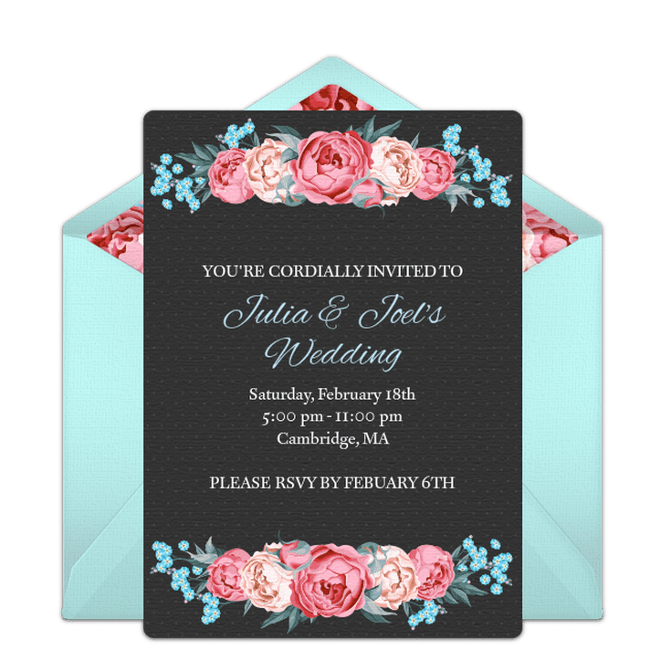 When To Give Out Wedding Invitations: Here Are 5 Places To Send Out Your Wedding Invites Online