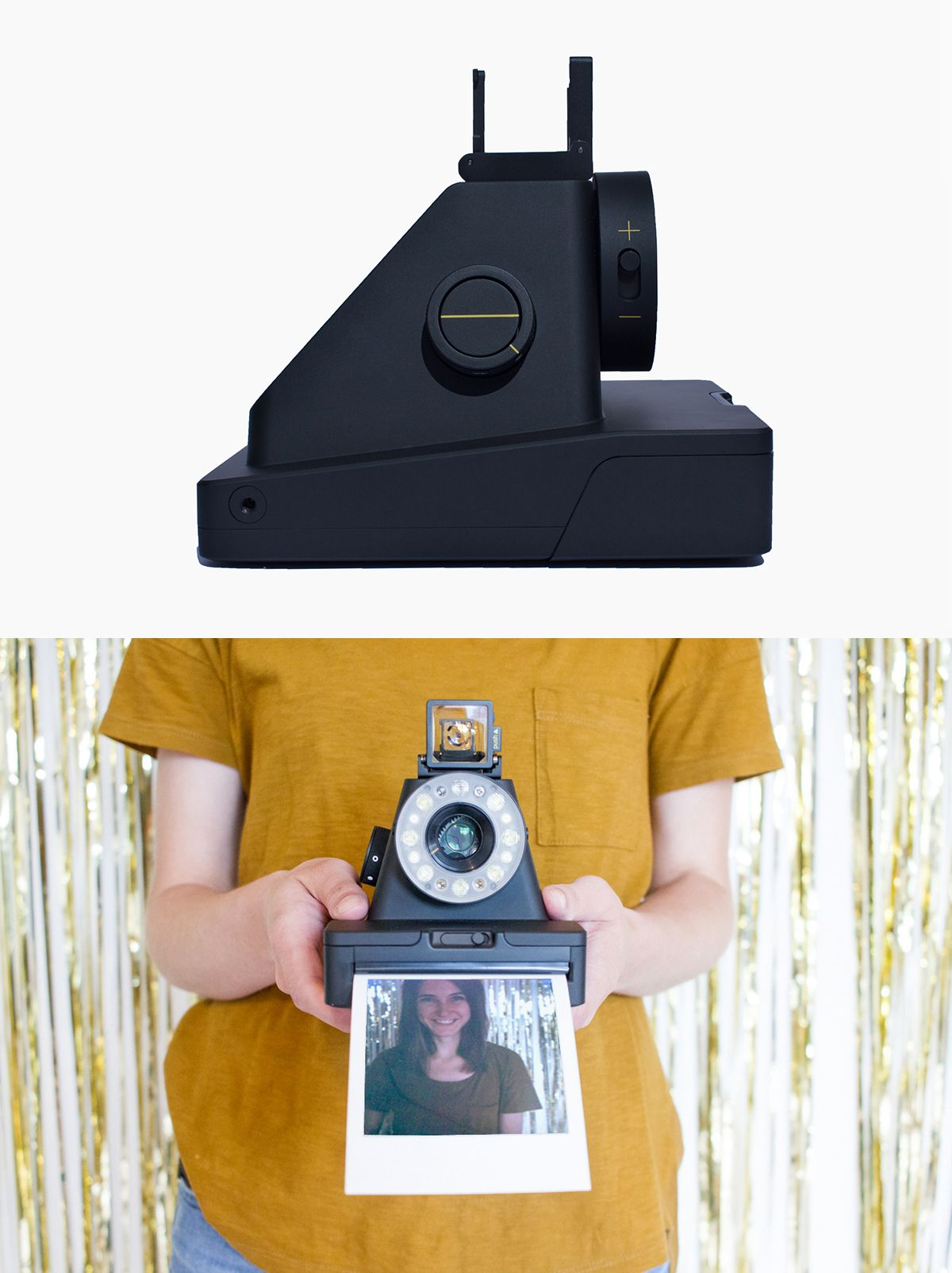 The First Brand New Camera For Original Format Instant Film In 20 Years Is Photojojo Shop Meet I 1 It Combines Analogue Fun