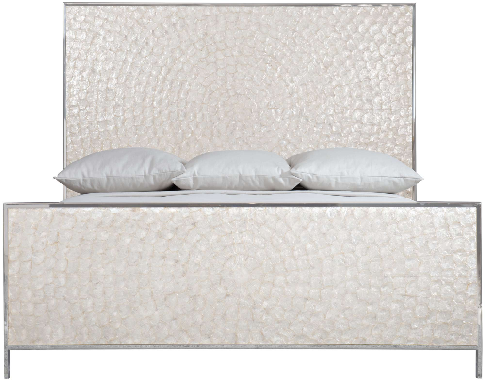 Capiz Shell Bed Bernhardt Bed Furniture Frame Headboard