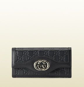 interlocking G continental wallet on shopstyle.com