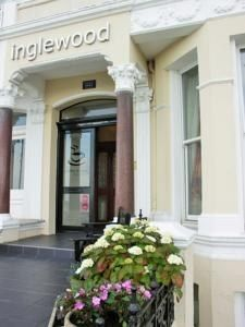 Inglewood Main Entrance www.inglewoodhotel-isleofman.com