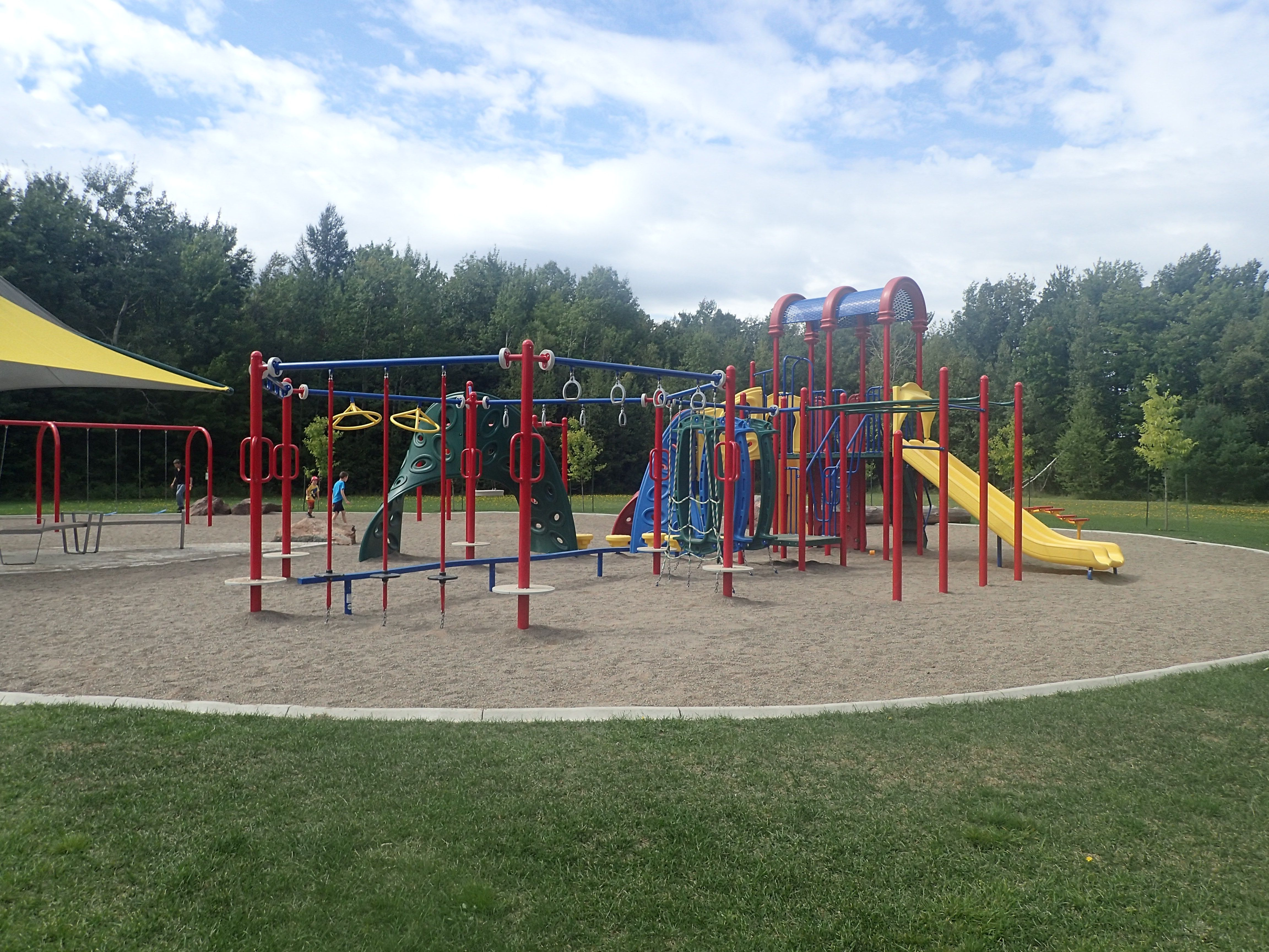 Pauline Frizzell Park Is Located At 387 Salisbury Road