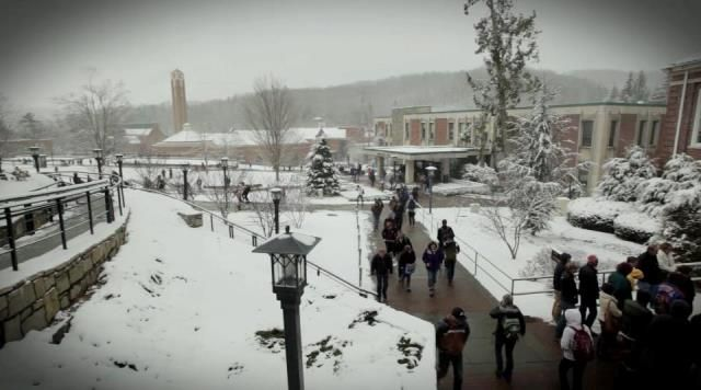 Five Essentials for Surviving Second Semester in Boone