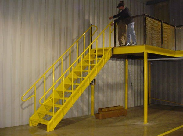 Architectural Commercial And Industrial Metal Stairs Building Product  Information For Lapeyre Stair, Inc.