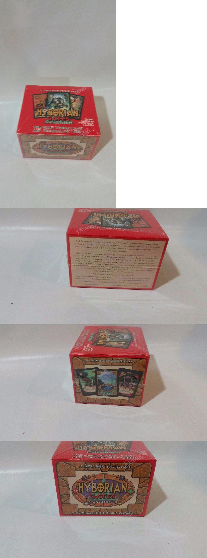 Ccg sealed decks and kits 183457 cardz 1995 hyborian