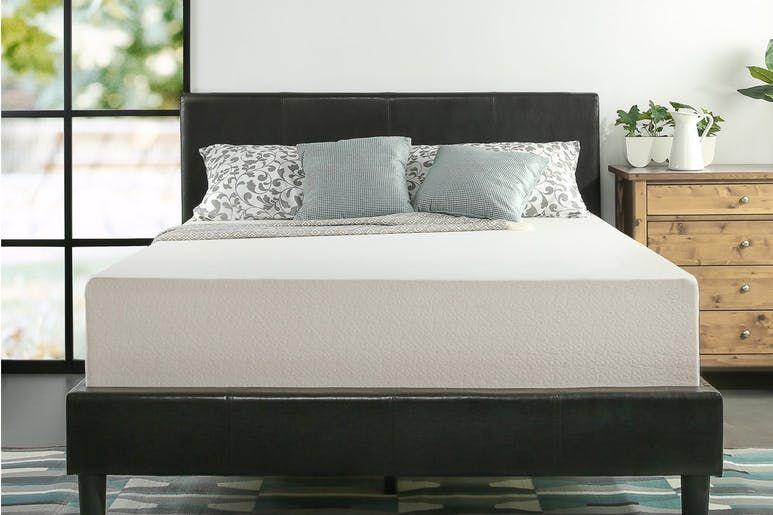 Luxo Maia 30cm Soft Gel Memory Foam Mattress King Mattress Bed Base Memory Foam