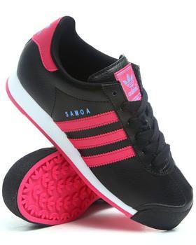 tenis adidas samoa rosas