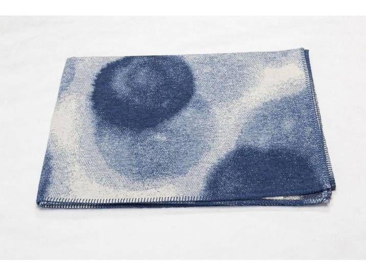 David Fussenegger Decke 140 200 Cm Blau