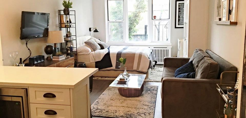 Tips to Make Awesome Layout on One Room Apartment | Apartments ...