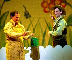 Frog And Toad Broadway Frog And Toad Kids Theater Frog