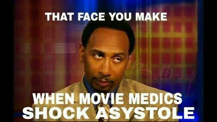 Er Nurse Meme Funny : Yes!!! you don't defibrillate asystole! nursing pinterest humor