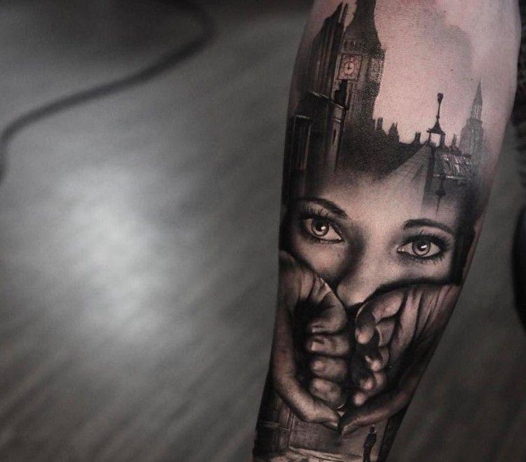 Tatouage Homme Bras Et Tatouage Avant Bras En 50 Idees Flambant Neuves Tatouage Avant Bras Tatouage Tatouages Impressionnants