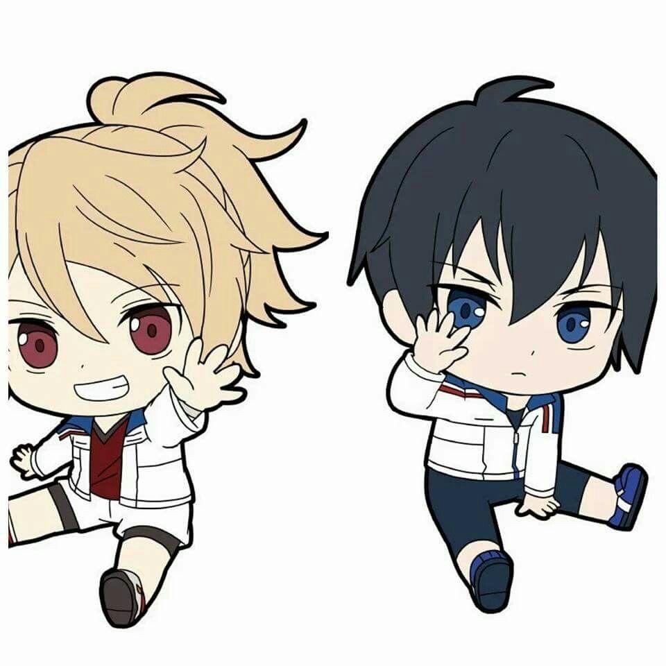 Riku & Takeru