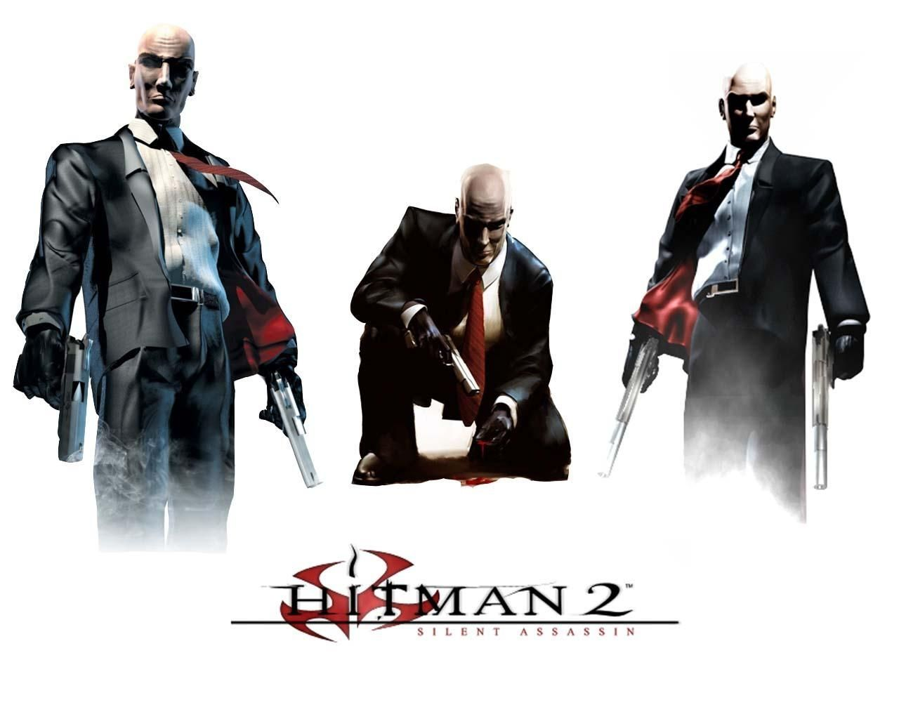 Hitman 2 Silent Assassin Came Out When I Was 12 I Loved This Game Hitman Agent 47 Assassin