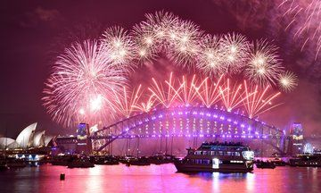 Here Are The Most Breathtaking New Year S Eve Fireworks From Around The World New Years Eve Fireworks New Year Images Best Holiday Destinations