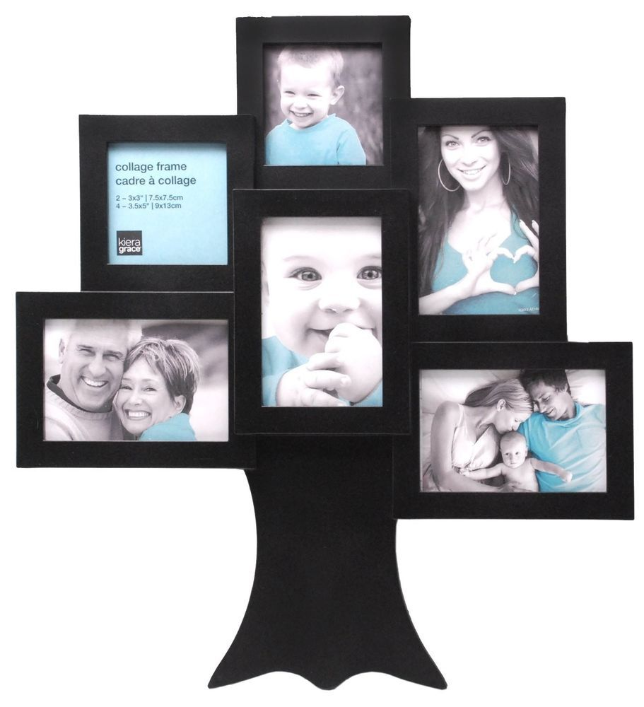 Collage Photo Frames, Wall or Tabletop Decor Picture Frames, Family ...