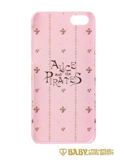 Alice and the Pirates Poison de l'amour i phone5ケース【PIRATES】