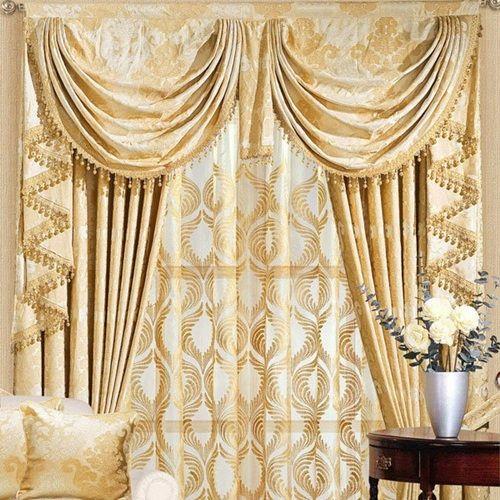 3 Kind Of Elegant Bedroom Design Ideas Includes A: Different Types Of Elegant Curtains Interior Design