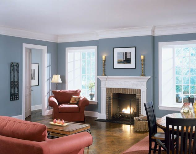 Colonial Revival Interior Trim Craftsman Style Home