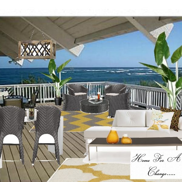 """Design Your Own Exterior: Create Your Own """"paradise""""....#outdoorrooms"""