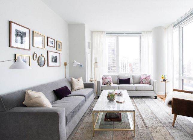 12 Tips For Making Mismatched Furniture Look Chic Af Apartment