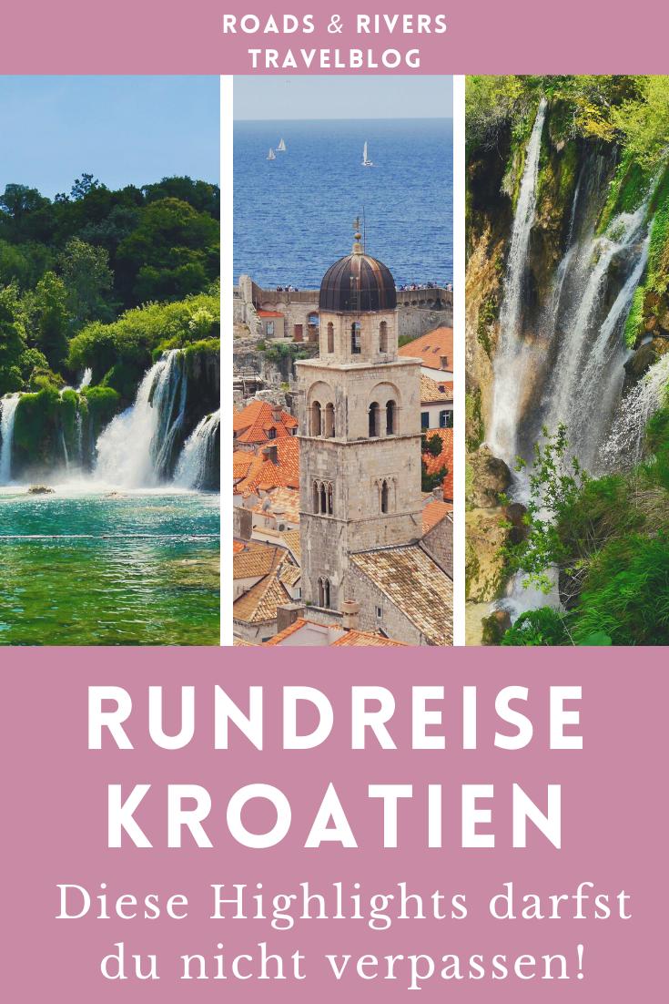 Kroatien Rundreise Die besten Tipps für deinen Kroatien