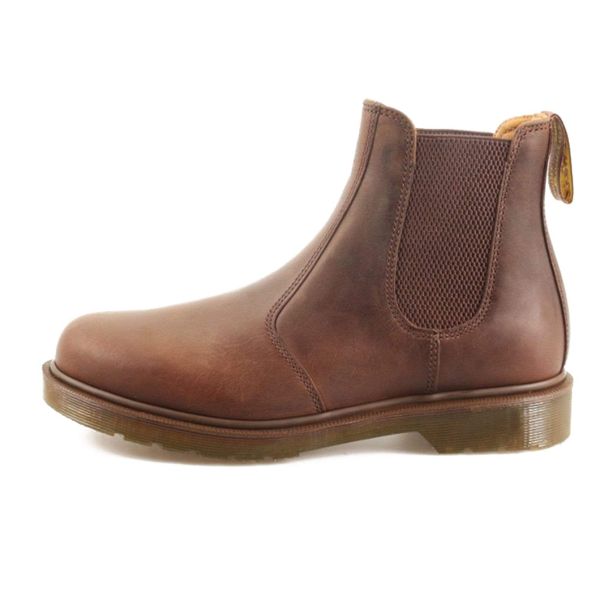 2976 Crazy Horse Leder Chelsea Boots | Herren Chelsea Boots