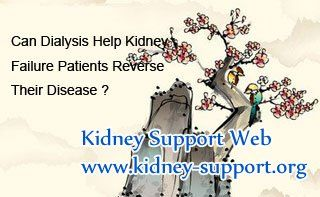 Can Dialysis Help Kidney Failure Patients Reverse Their Disease As You Know Dialysis Is A Life Saving Method For K Dialysis Renal Failure Dialysis Procedure