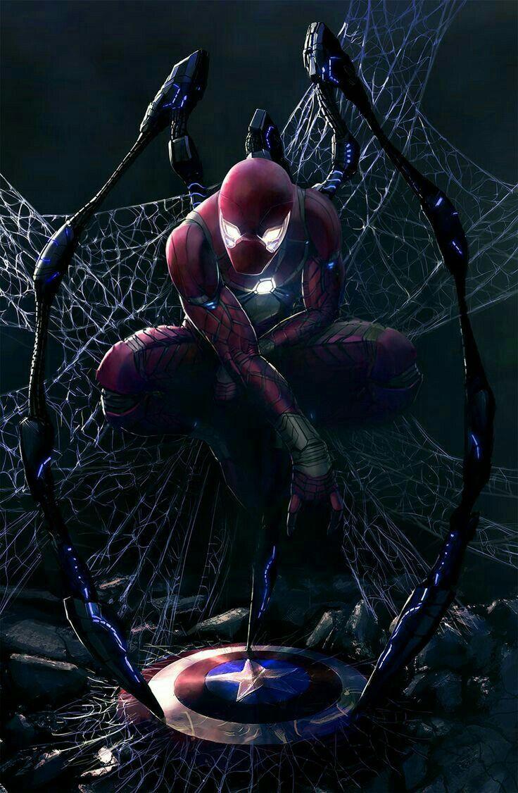 《Iron Spider》