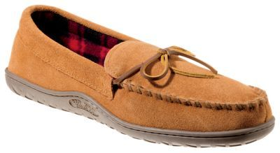 4b5781b186216 RedHead Cabin Moc II Slippers for Men - Tan - 13M