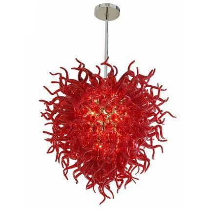 Murano chandelier candelabros el rojo y araa retail value 20000 description condition report shipping returns red murano aloadofball Images
