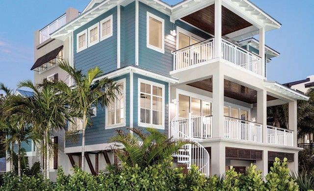 This Beachfront Home Was Featured In The May 2016 Suncoast Edition Of HOME DESIGN Magazine