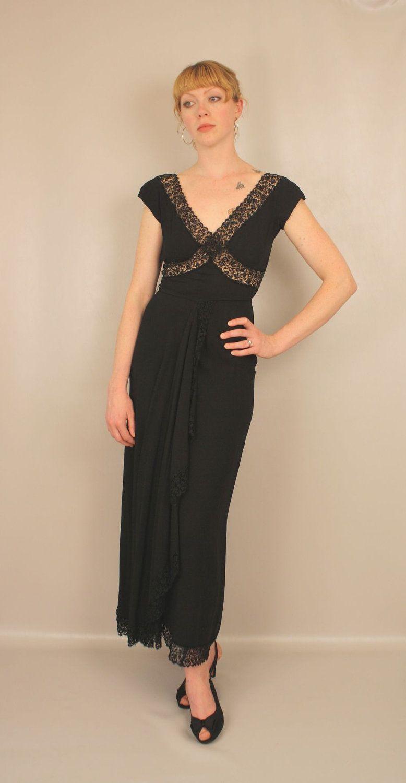 1940s Rayon Dress Rayon Dress Dresses Fashion [ 1500 x 778 Pixel ]