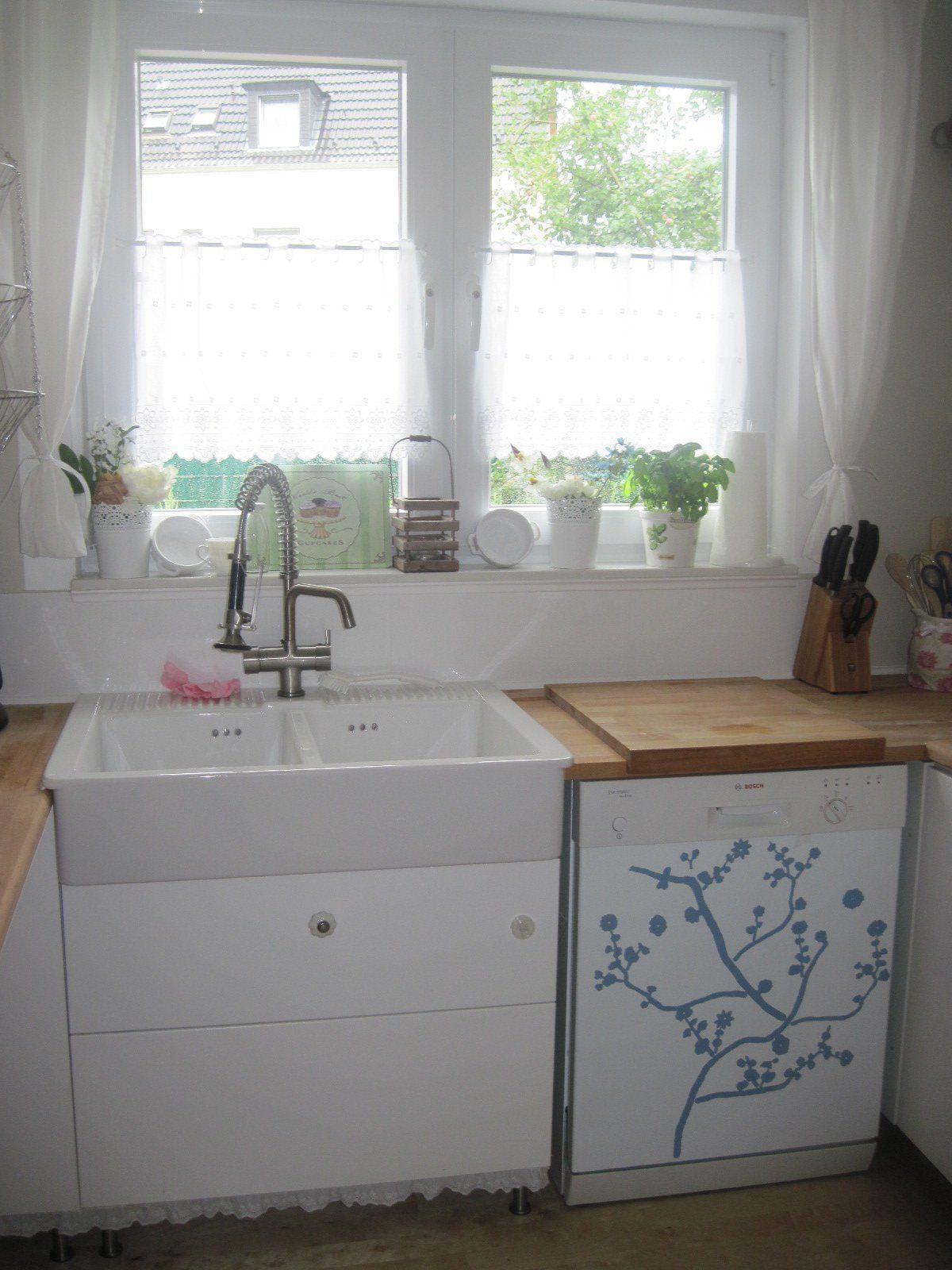 Meine geliebte Keramikspüle von Ikea :-). | Küche | Pinterest | Neue ...