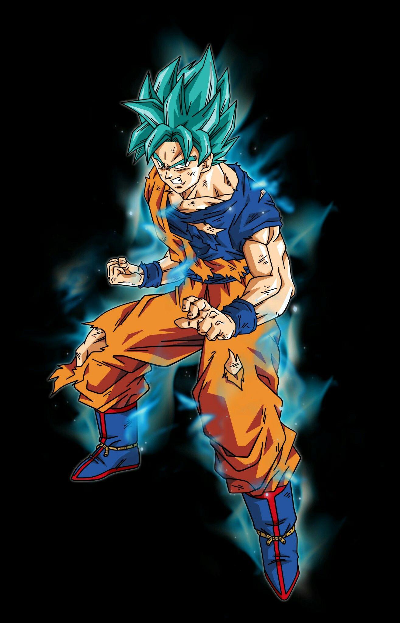 Goku Super Sayajin Blue Dragon Ball Super Dragon Ball
