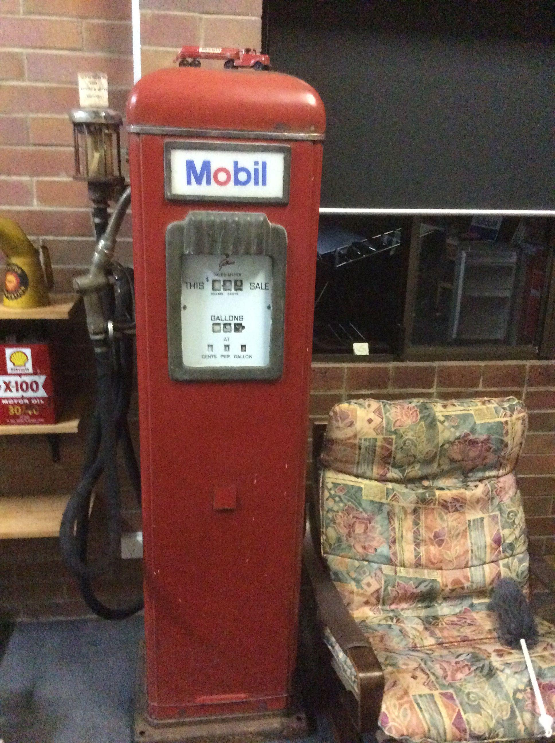 Gilbarco cm petrol bowser 1960's | service stations, etc