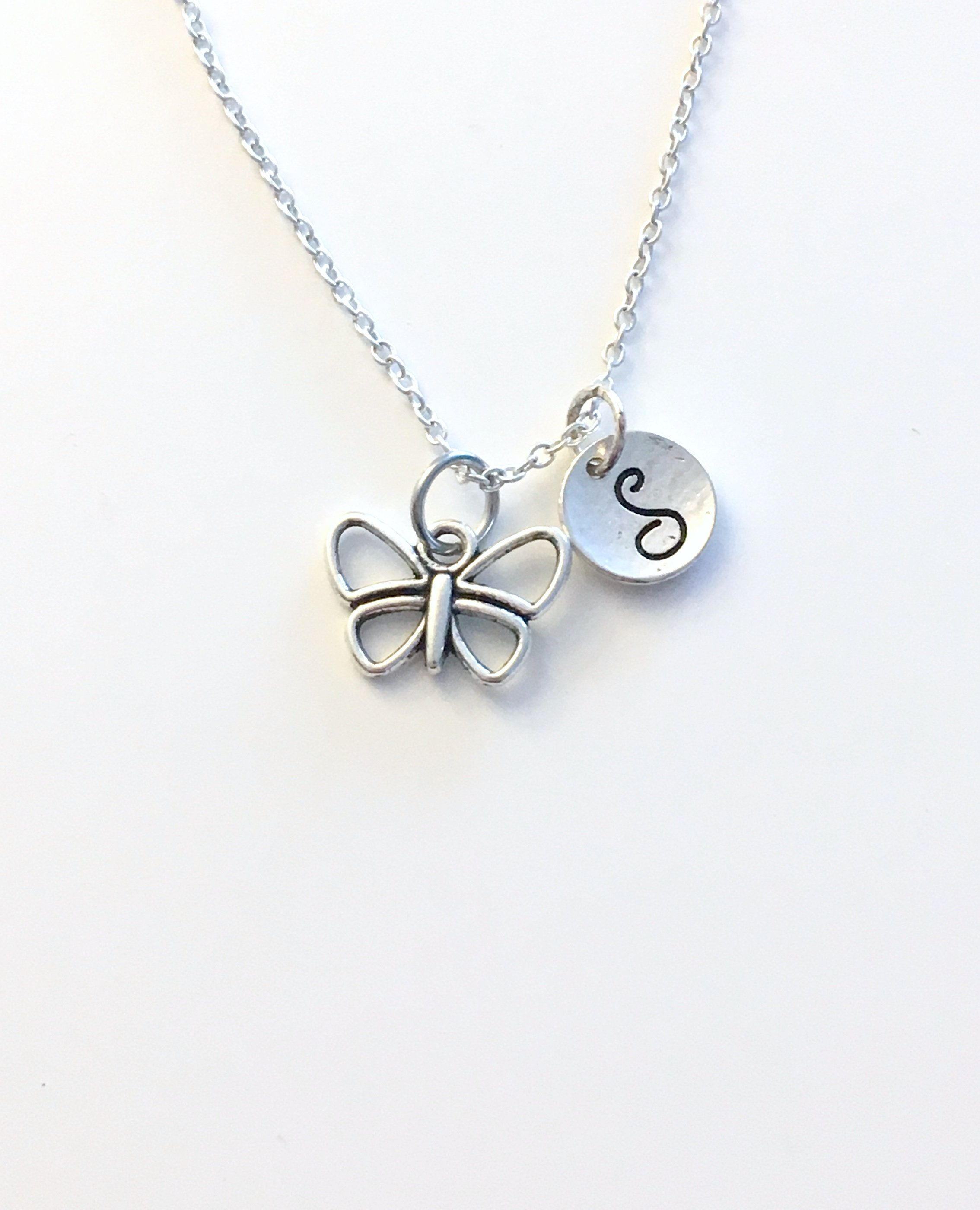 """Gift For Daughter 18/"""" Girls 925 Silver Small Engraved Heart Pendant Necklace"""