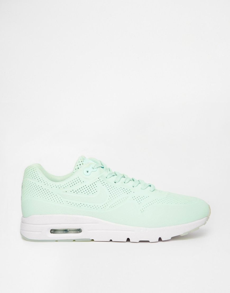 Nike air max ultra moire mint green trainers in 2019