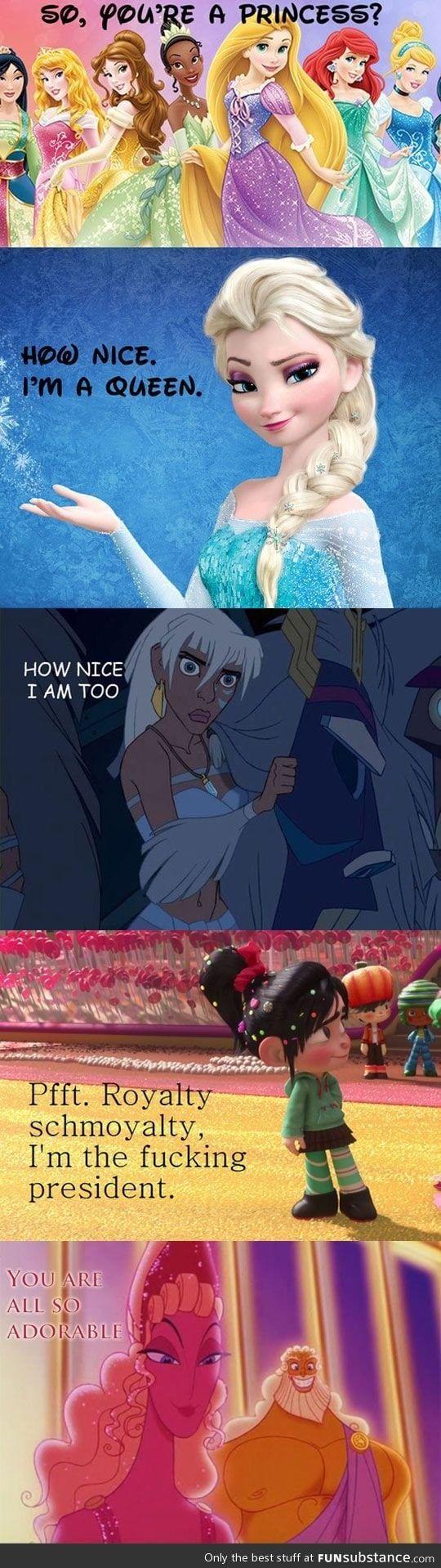 So, You're A Princess? - FunSubstance